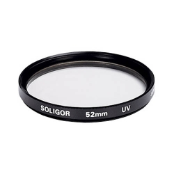 SOLIGOR UV FILTR 52mm Blue Line