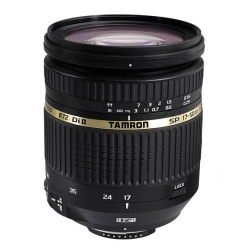TAMRON SP AF 17-50mm F/2.8 pro Sony XR Di-II LD Asp. (IF)