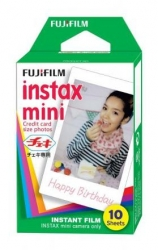 FILM FUJIFILM COLOR FILM INSTAX MINI GLOSSY 10 FOTOGRAFIÍ