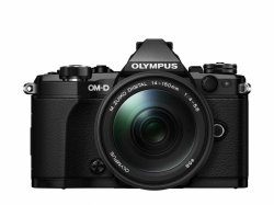 OLYMPUS E-M5 Mark II 1415II kit black + ET-M4518