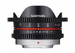 SAMYANG 7,5MM F3.5 MFT (BLACK)