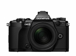 OLYMPUS E-M5 Mark II 1250 kit black + ET-M4518