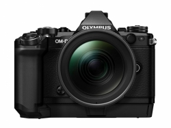 OLYMPUS E-M5 Mark II 1240 PRO kit black + ET-M4018