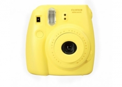 FUJIFILM INSTAX MINI 8S INSTANT CAMERA YELLOW