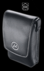 OLYMPUS LEATHER CASE MJU