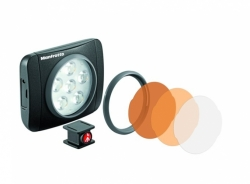 Manfrotto MLUMIEPL-BK, LED světlo LUMIE PLAY, LED light