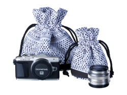 OLYMPUS Camera Pouch Killing Me Softly