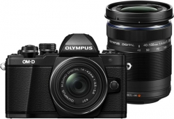 Olympus OM-D E-M10 Mark II R DZ kit black/black