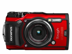 OLYMPUS TG-5 RED + LG1 KIT