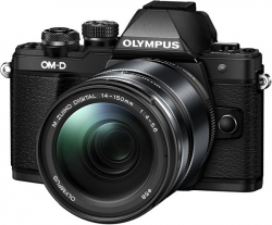 Olympus OM-D E-M10 Mark II 14-150 II kit black/black