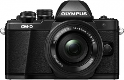 Olympus OM-D E-M10 Mark II 1442 EZ kit black/black
