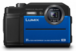 Panasonic Lumix DMC-FT7 modrý