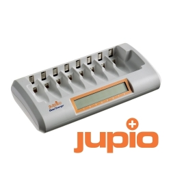 JUPIO JBC0080 Octo Charger